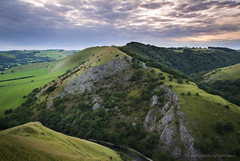 Thorpe Cloud (marc_leach) Tags: landscape peakdistrict derbyshire thorpecloud dovedale sky sunset summer nikon green tree