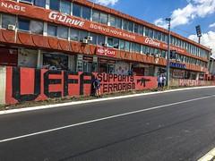 FC Red Star stadium, Belgrade