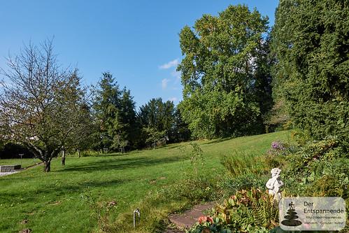 Garten des Karlsberger Hofs