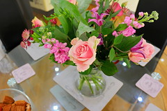 Flowers (Roy Richard Llowarch) Tags: rose roses flowers flower heart hearts heartsattack heartattacks mi mis myocardialinfarction myocardialinfarctions royllowarch royrichardllowarch llowarch sainsburys fareham pink green purple home tabledecorations color colorful colour colourful bright pretty beauty beautiful decorations farehamhampshire hampshire leaf leaves petals petal rosepetals life restful 2017 love wellbeing health happiness happy serene serenity rest peace peaceful recover recovery indoor