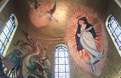 Apocalypse (Lawrence OP) Tags: blessedvirginmary ourlady mary assumption apocalypse dragon woman child battle basilica nationalshrine immaculateconception washingtondc