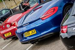 Z&P Eurotrip UK to Monaco 2017 (TomScottPhoto) Tags: eurotrip eurotrip2017 bmw porsche uk netherlands germany france monaco italy switzerland 991 9872 911 targa 4s carrera s cayman boxster 981 9972