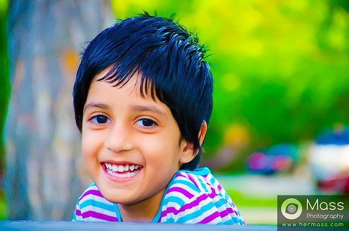 Cute Smile Kid Photogrpahy