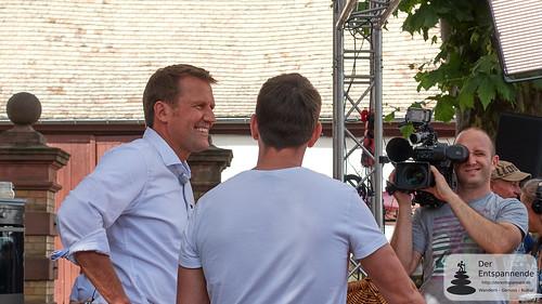Jens Hübschen und Tom