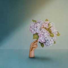 440 (Katrina Yu) Tags: handsinframe flowers surreal still life fineartphotography 2017 365project everydays