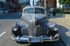1941 Buick Special Eight .... Toronto, Ontario (Greg's Southern Ontario (catching Up Slowly)) Tags: buick 1941buick 1941buickspecialeight 1940s vintageautomobile antiqueautomobile 1941buicksedan
