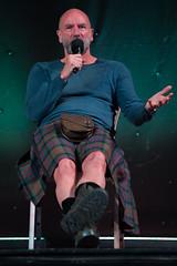 Q&A with Caitriona Balfe & Graham McTavish (StephenieEloise) Tags: starfury the highlanders outlander graham mctavish