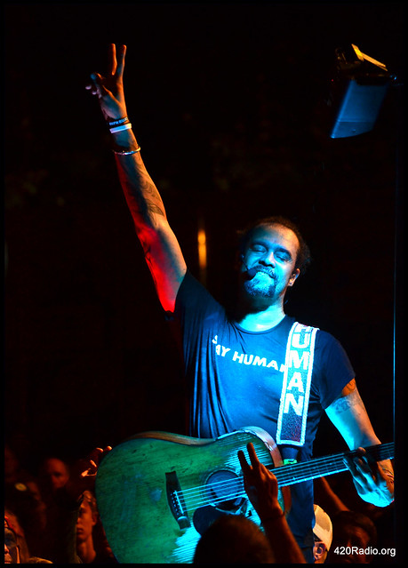 Michael Franti & Spearhead - Edgefield Amphitheater - Troutdale, OR - 09/09/17