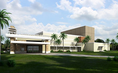 10M Dollar Center for the Performing Arts - Opening Winter 2016-2017