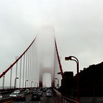 Foggy Golden Gate Bridge thumbnail