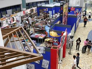 Jump magazine Shop in Odaiba