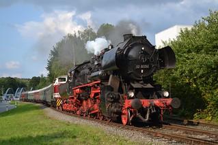 52 8038 und V 60 1200 in Osnabrück