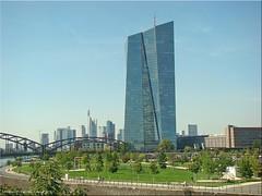 Frankfurt am Main - europäische Zentralbank (1)