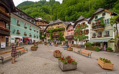 Hallstatt (10) (Vlado Ferenčić) Tags: austria citiestowns cities österreich vladoferencic upperaustria vladimirferencic cityscape nikond600 nikkor173528