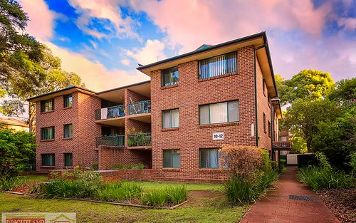8/10-12 Bailey St, Westmead NSW