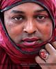 Living on The Edge of Society (Amna Yaseen) Tags: devotee society shahhussain melachiraghan eunuch lahore pakistan socialdocumentaryphotography punjab khwajasara genderstudies people respect red