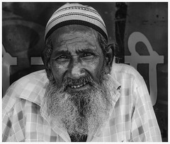 Face of Mumbai (pfs26) Tags: story face expression character day 2017 explore summer india monochrome local honest family urban mumbai human eyes bw black white city life daytime falible forlorn town mortal people