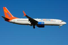 C-FTJH (Sunwing Airlines) (Steelhead 2010) Tags: sunwingairlines boeing b737 b737800 yyz creg cftjh