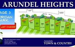 Lot 308 Arundel Heights, Armidale NSW