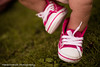 Step into Life (Michelmädchen) Tags: newborn babygirl cute small canon 50mm eos 6d dslr shoes chucks pink