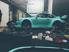 Porsche 930 RWB (Fonis89) Tags: wheels build mint 930 oldschool porsche rwb custom car