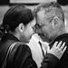 headbutt (jonron239) Tags: man woman waterloo hand love affection station