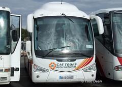 Bus Eireann SP11 (05D39523). (Fred Dean Jnr) Tags: scania pb irizar august2006 buseireann cietoursinternational sp11 05d39523 limerickdepot