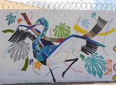 (1 Dias) Tags: mural muralismo muralism streetart artederua urbanart arteurbana artecontemporanea contemporaryart artebrasil brazilart artistabrasileiro brazilianartist