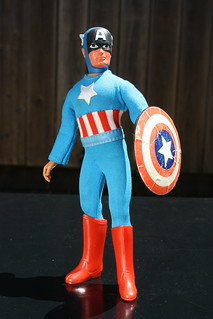 World's Greatest Super Heroes - Captain America ( Mego 1973 )