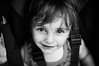 Sourire (dono heneman) Tags: sourire smile portrait noiretblanc nb blackwhite enfant child children regard look barcelone catalogne espagne pentax pentaxart pentaxk3