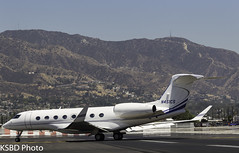 N451CS G650ER (KSBD Photo) Tags: burbank california unitedstates us n451cs g650er gulfstreamfan gulfstreamforever fanfriday gulfstream g650 glf6 g6