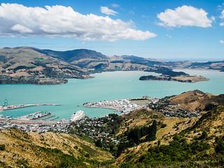Good bye, New Zealand