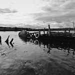 Bowling Harbour Wreck