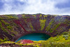 Kerið cratère volcanique (MichelGuérin) Tags: 2017 extérieur exterior httpsfrwikipediaorgwikicratc3a8revolcanique islande kerið lightroomcc michelguérin nature nikon nikon2470mm nikond500 paysage
