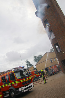HX10 CJO, Southsea Fire Station Open Day, September 3rd 2016