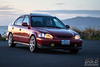 Honda Civic Sedan Vti EK4 ´98