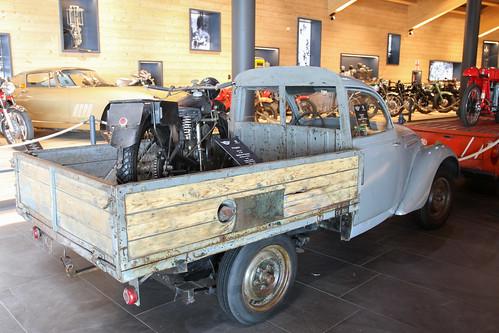 Peugeot 202 U