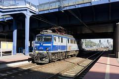 EP07-505 (paw-mor) Tags: pkp pkpintercity intercity train loco trainspotting rail railway poland poznan poznanglowny pafawag 4e hcp 303e ep07 ep07505
