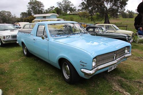 1968 Holden HK Belmont Utility