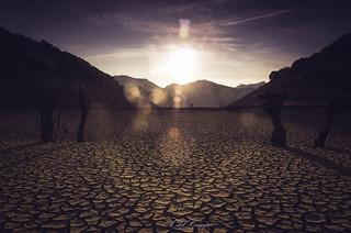Sequía de Luna.