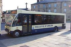 IMGP4539 (Steve Guess) Tags: derbyshire peak district england gb uk bus hulleys optare solo bakewell