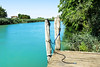 attracco Caorle (adriano magnaghi) Tags: caorle venice italy canali barca natura cigno nature water waterway
