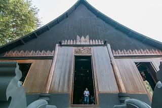 maison noir chiang rai - thailande 4