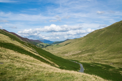 At Newlands Pass