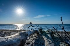 Darß - Weststrand (Duke.Box) Tags: dars zingst naturstrand weststrand nikon nikond7200 tamron tamron1530mmf28 tamronsp1530mm28divcusd strand sport urlaub sonne blendensterne