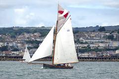 Falmouth Week Boat 2 (dieselgolfer) Tags: falmouth yachts boats