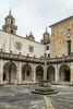 DSC8394 Claustro, siglo XVII, Catedral de Mondoñedo (Lugo) (Ramón Muñoz - ARTE) Tags: catedral de mondoñedo basílica iglesia arte religioso románico gótico lugo galicia gótica claustro