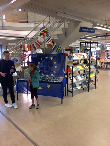 Europe at the libary in Herentals 02