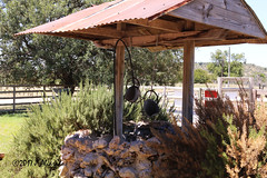 Water Well (J.R. Alvarado) Tags: stone water well wishing hill country texas ranch landscape