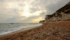 Durdle door sunset (E.S.K Photography) Tags: beach sea coast shoe sand ocean uk england durdle door swanage corfe coastal sunset stoney stone